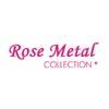 Idylle-Rose-Metal-chaussures-logo