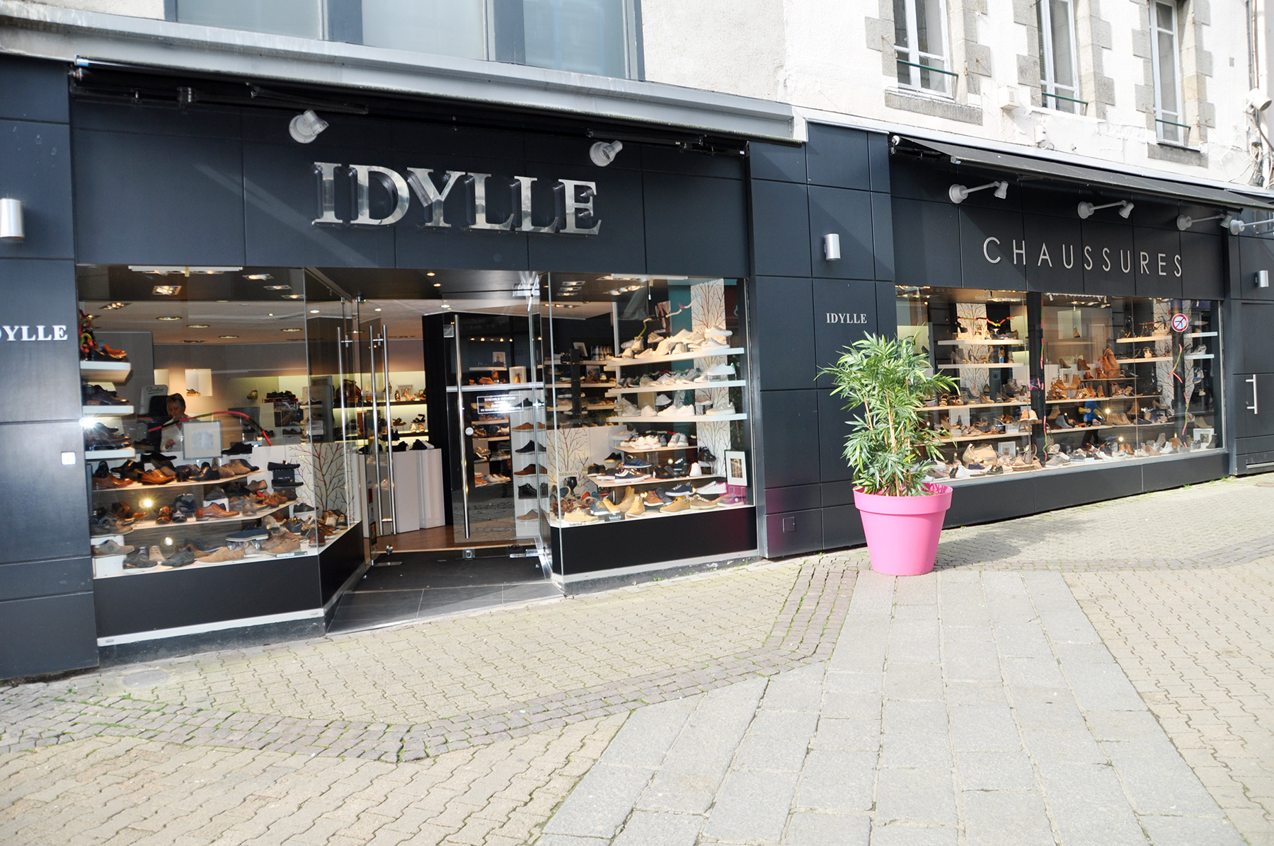 Nos boutiques Idylle Chaussures